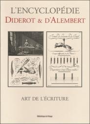 Art de l'écriture - Jean d' Alembert,Denis Diderot