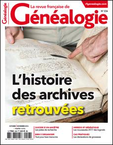Archives 99 novembre 2016 de la Revue de Presse