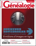 N°234 Archives nationales : 8 millions d'images en ligne