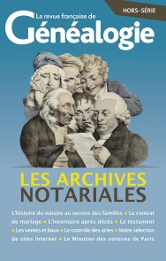 Les archives notariales