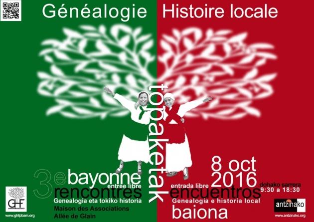Gnalogie Landaise Histoire