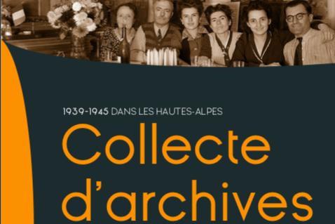 Hautes-Alpes, l'état civil en ligne jusqu'en 1918 et collecte 1939-1945