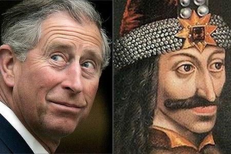 Le prince Charles admet descendre de Dracula