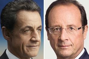 Hollande Sarkozy cousins