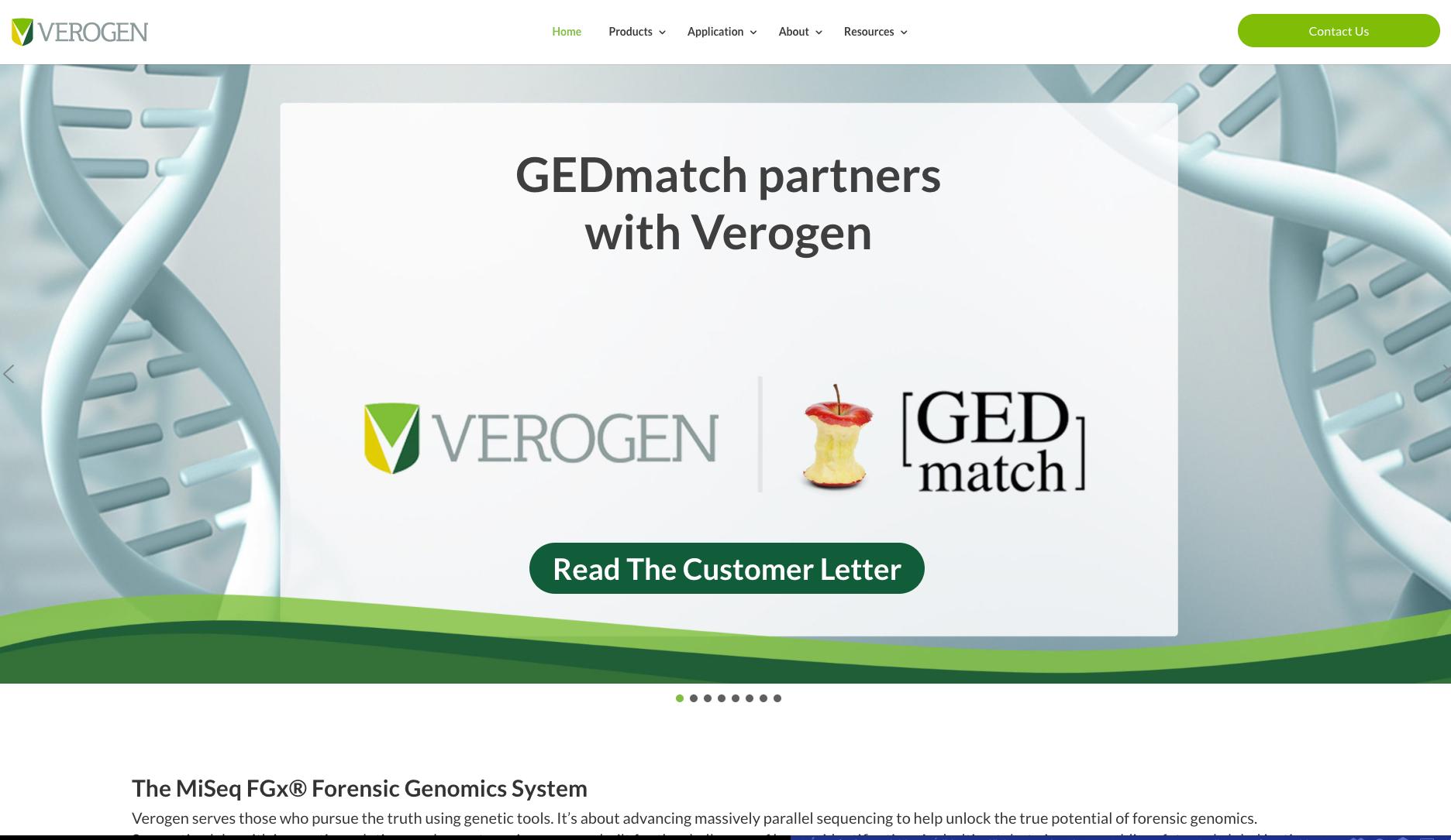La base de données génétique Gedmatch rachetée par un pro de la recherche policière