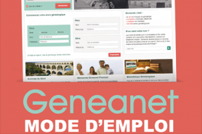 Geneanet : mode d'emploi