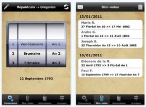 Le Calendrier Revolutionnaire.Une Application Iphone Pour Le Calendrier Revolutionnaire