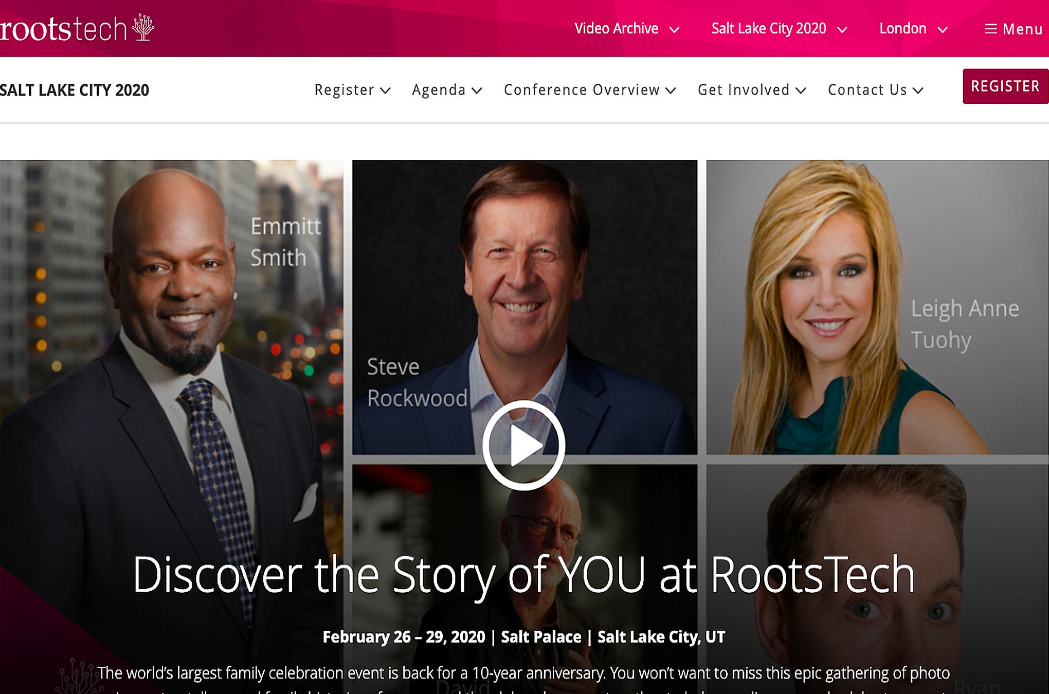 USA : Rootstech 2020 ouvre ses portes pour 4 jours intenses