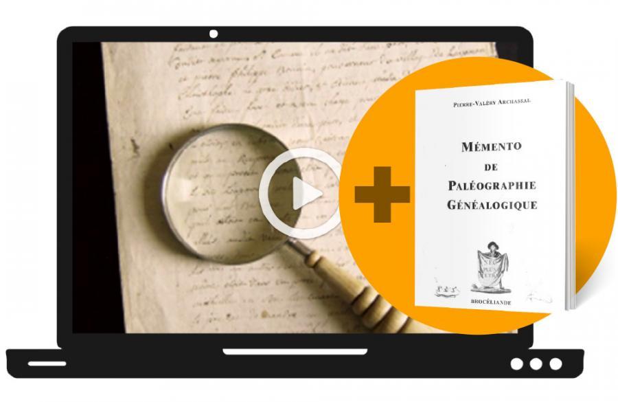 Formation en ligne Paléographie