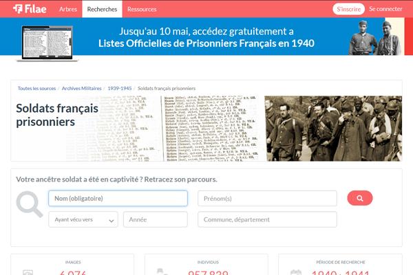 site de rencontre pour prisonnier francais