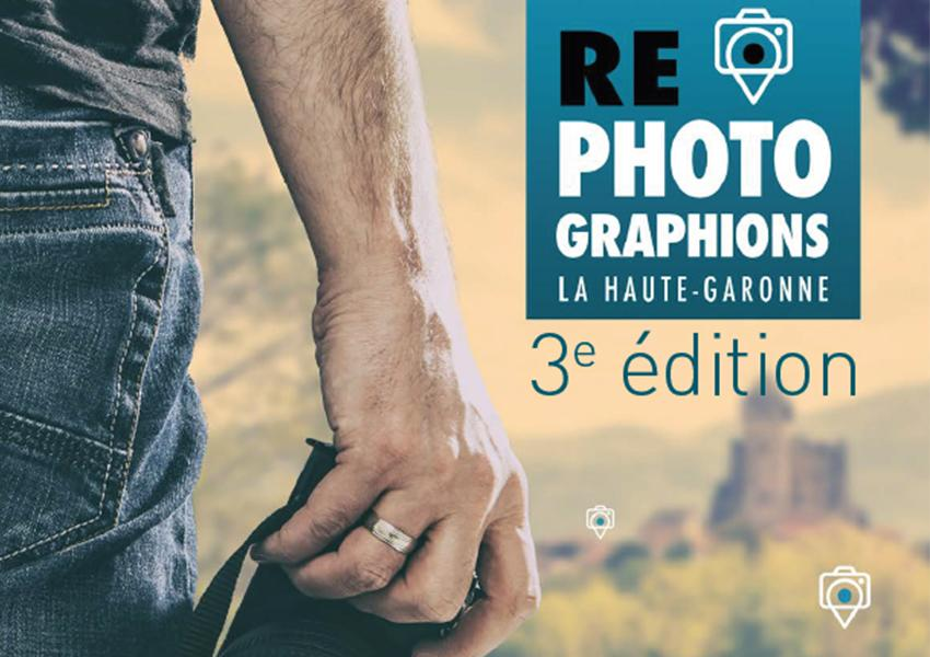 Re photographions la Haute Garonne
